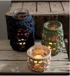Mason Jar Cozy